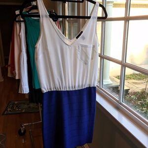 Aqua Dress XS